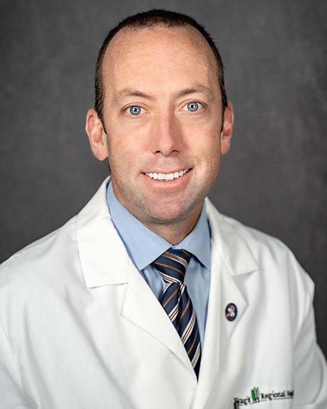 Joshua D. Hawkins, MD, FACS