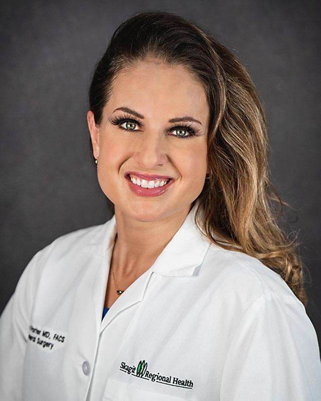 Allison J. Porter, MD, FACS