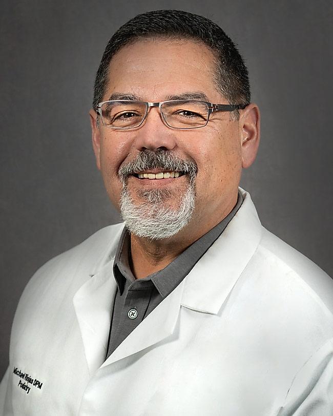 Michael Riojas, DPM