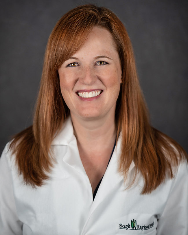 Kirsten Carlson, ARNP
